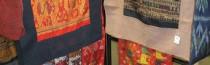 メコンが育む奇跡の布 アジアの手仕事展