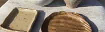 夏休み特別企画STEP教室 オリジナルデザインの食器を作ろう