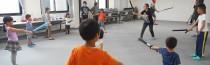 STEP教室『スポーツチャンバラ教室』