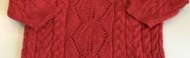手紡ぎ毛糸・手染め糸とその作品展